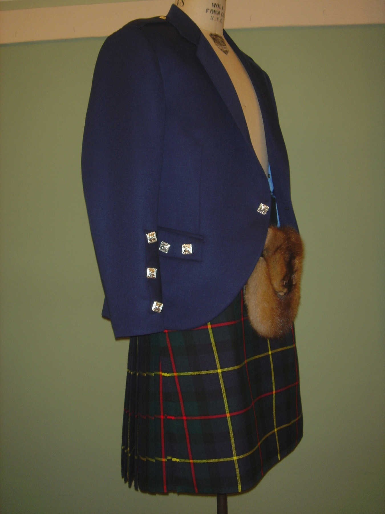 Kilt MacLeod of Harris