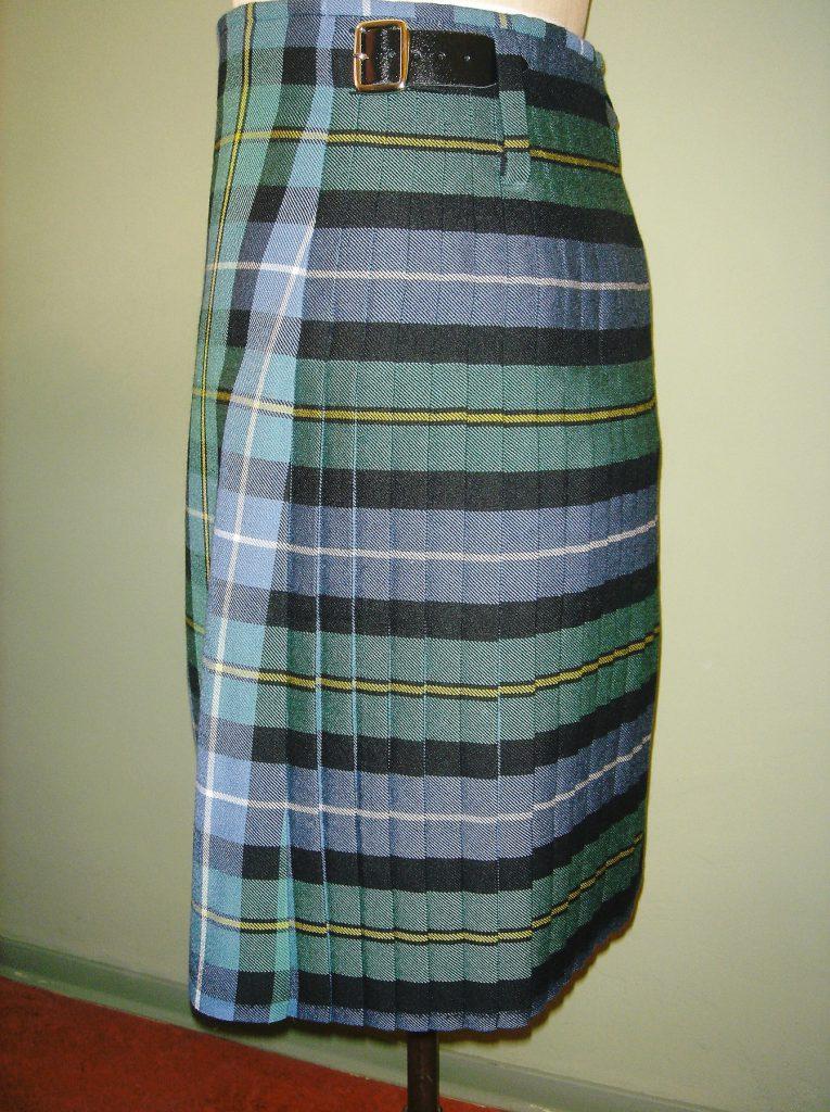 Kilted skirt Anc. Baird