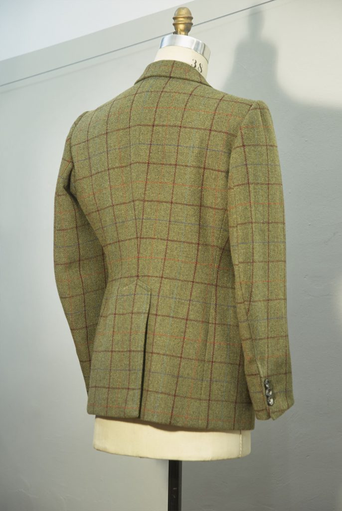 Heavy weight Tweed