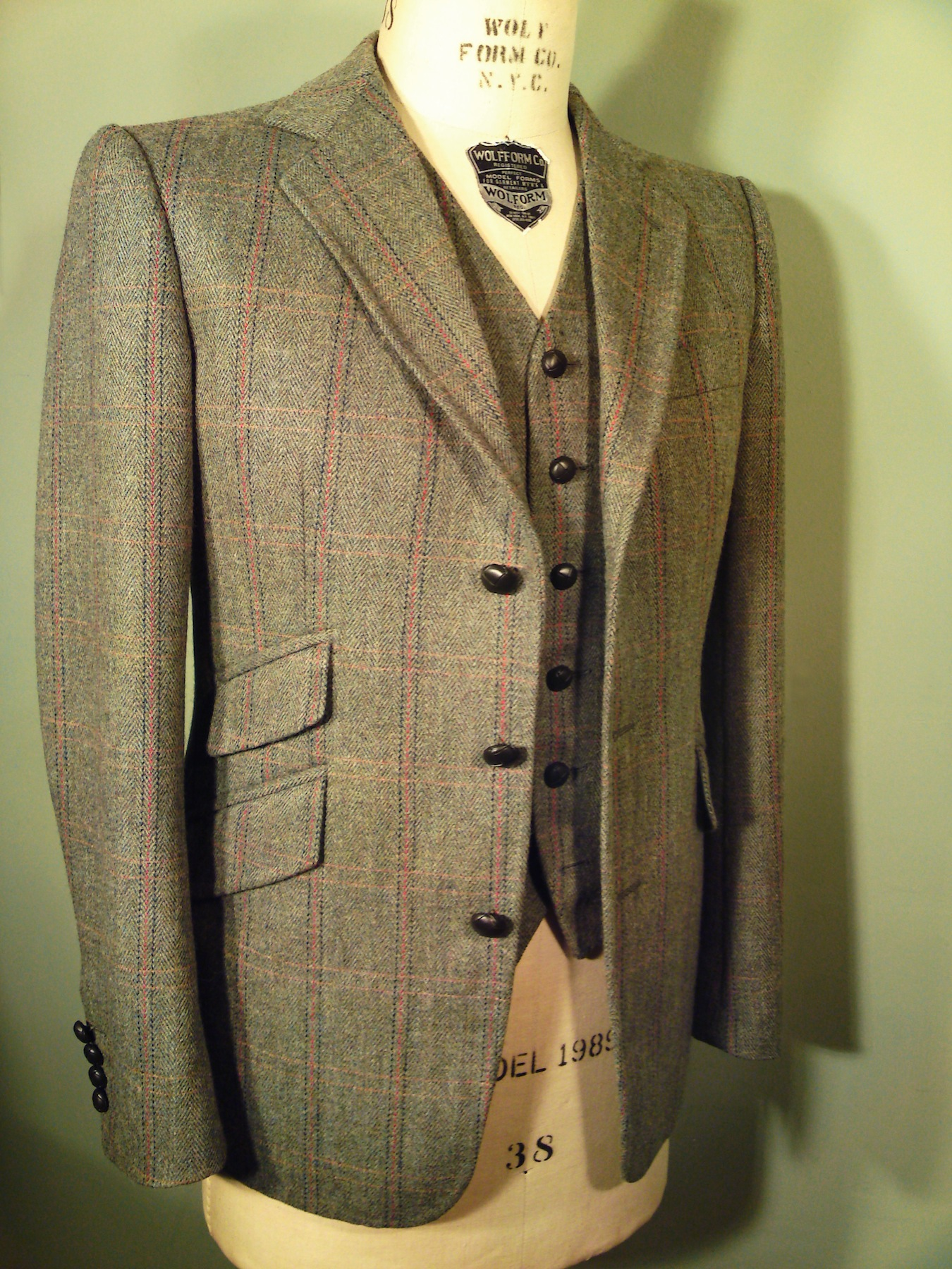 Cheviot Tweed